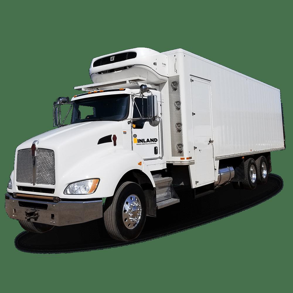 Refrigerator truck rental