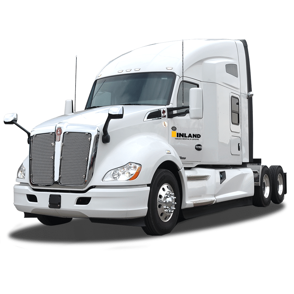 Sleeper commercial truck rental