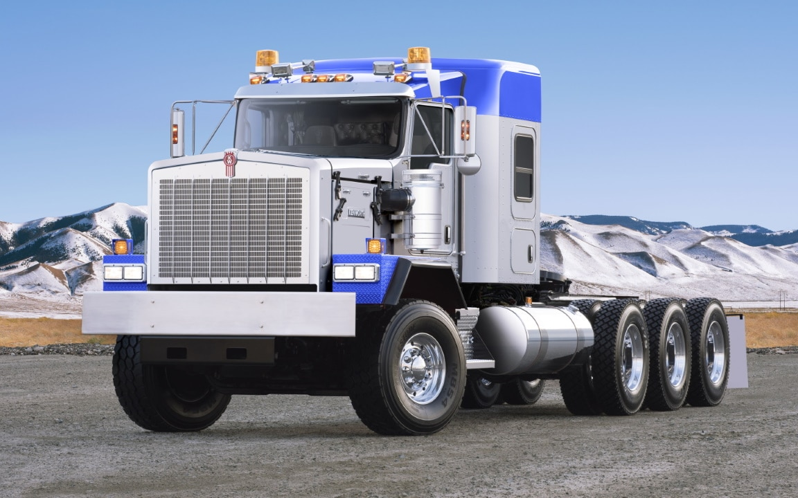 Kenworth C500 Now Available with Bendix ESP System