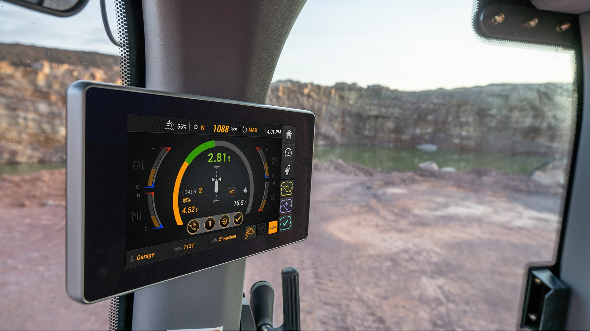 CASE Releases G Series Wheel Loader Technology Enhancements