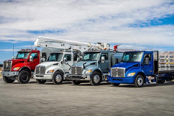 New Medium Duty Trucks Las Vegas